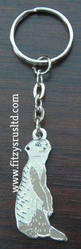 Meerkat Keyring Key Ring Animal Lovers suricate Suricata suricatta